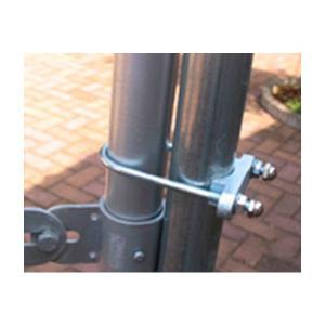 単管接続用 単管専用U字ボルト 長さ140mm 28-U-140 (5個セット)  ジョイント工業