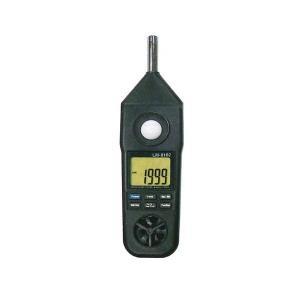 ●1台5役のマルチ環境測定器。 ●IEC61672クラス2対応の騒音計。 ●フォトダイオードセンサ使...