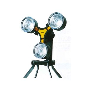LED×3灯 スーパーワークライト 20W LED WT-1000 ムサシ
