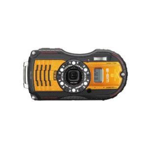 デジタルカメラ WG-5 GPS オレンジ リコーイメージング