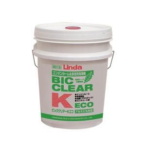多目的洗浄剤 ビッククリアーK・ECO  (20kg)  横浜油脂工業|gaten-ichiba