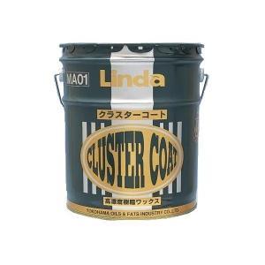 床用樹脂ワックス クラスターコート ペール缶/18kg 横浜油脂工業|gaten-ichiba