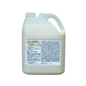 床用樹脂ワックス スーパーハードコート・プラス ポリボトル/4kg×2 横浜油脂工業|gaten-ichiba