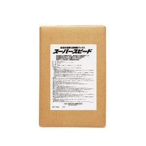 床用樹脂ワックス スーパースピード CS/18kg 横浜油脂工業|gaten-ichiba