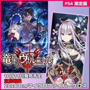 PS4 竜星のヴァルニール 限定版 宝島特典付 新品 発売中|gatkrjm