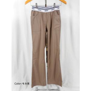 看護師 白衣 SMS405-12 アディダスレディスパンツ サイズ:S(股下:77cm) カゼン(KAZEN)|gaw
