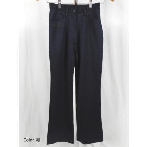 介護衣 サイズ:15号(股下65cm) 女性スラックス 6887-80 シャロレー(charolais)|gaw