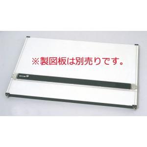 DRAPAS ドラパスパラ2 90(A1判簡易平行定規 ※製図板別売り) No.09-024|gazai-yh