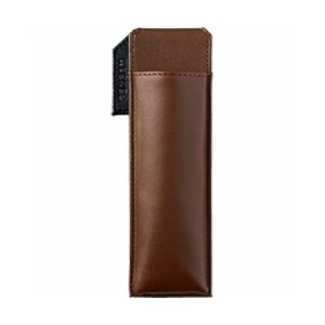 ●単品仕様:マグネットの力で手帳やジャケットにパチンとはさめるペンケース。スリムタイプ。◆材質:ポリ...