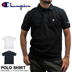 メール便送料無料 チャンピオン Champion ポロシャツ 半袖 メンズ ブランド C3-F356|gb-int