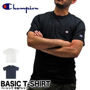 【メール便送料無料】Champion チャンピオン Tシャツ C3-P300 T-SHIRT 半袖Tシャツ|gb-int