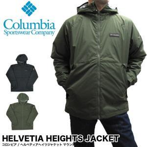 Columbia コロンビア マウンテンジャケット WE1252 ヘルベティアヘイツジャケット|gb-int
