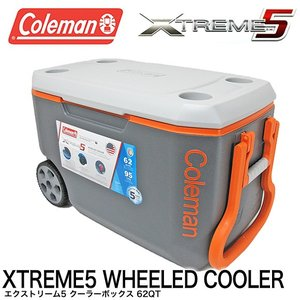 コールマン クーラーボックス エクストリーム 62QT COLEMAN 3000004485|gb-int