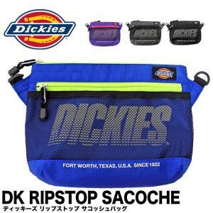 【1点までメール便送料無料】Dickies ディッキーズ 14065400 ディッキーズ リップストップ サコッシュバッグ DICKIES RIPSTOP SACOCHE BAG gb-int
