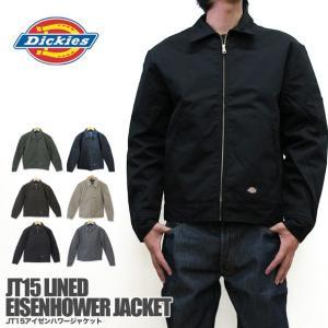 ディッキーズ ジャケット アイゼンハワージャケット スイングトップ JT15|gb-int