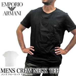 EMPORIO ARMANI エンポリオアルマーニ 110821 CREW-NECK TEE クルーネック Tシャツ(メール便対応) gb-int