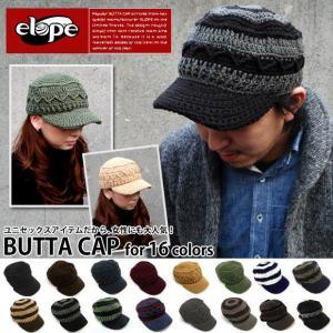 エロープ キャップ elope ブッタコットン 帽子|gb-int