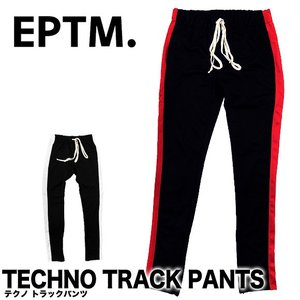 EPTM エピトミ TECHNO TRACK PANTS EP7587 EP7712 テクノ トラックパンツ|gb-int