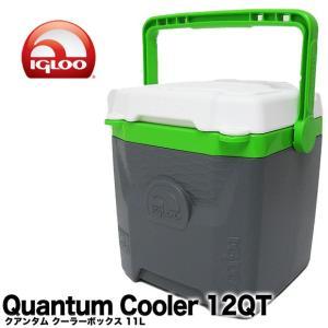 イグルー IGLOO クーラーボックス クアンタム Quantum Cooler 12QT (メール便不可)