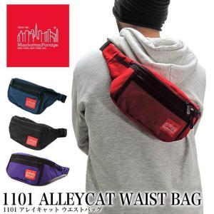 Manhattan Portage マンハッタンポーテージ 1101 ALLEYCAT WAIST BAG アレイキャットウエストバッグ|gb-int
