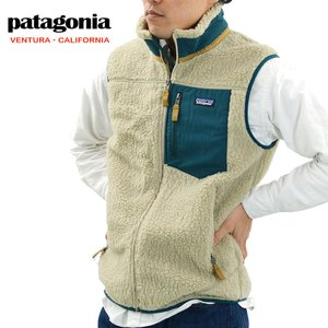 パタゴニア Patagonia 2018FW フリースベスト レトロX 23048 (メール便不可)|gb-int
