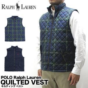 ラルフローレン キルティング ベスト POLO Ralph Lauren 560408 565986|gb-int