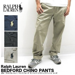 POLO Ralph Lauren BEDFORD CHINO PANTS ベッドフォード チノパンツ|gb-int