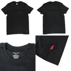 ラルフローレン Tシャツ 半袖 クルーネック ...の詳細画像1