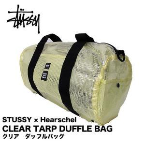 ステューシー × ハーシェル ダッフルバッグ STUSSY × HERSCHEL 134125 (メール便不可) gb-int