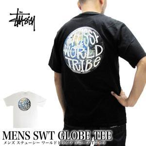 ステューシー STUSSY Tシャツ SWT グローブ 半袖 1903923 (メール便対応) gb-int
