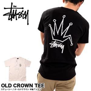 STUSSY ステューシー Tシャツ 1904382 CARNATION TEE カーネーション 半袖Tシャツ|gb-int