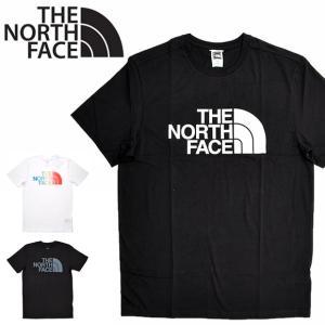 THE NORTH FACE ノースフェイス NF00CH2T メンズ 半袖 ハーフドーム Tシャツ MENS S/S HALFDOME TEE(メール便対応)|gb-int