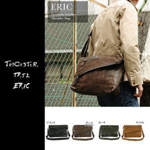 TRICKSTER トリックスター ショルダーバッグ tr52 ERIC エリック  Brave Collection ブレイブコレクション|gb-int