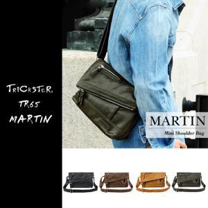 TRICKSTER トリックスター ショルダーバッグ tr65 MARTIN マーティン  Brave Collection ブレイブコレクション|gb-int