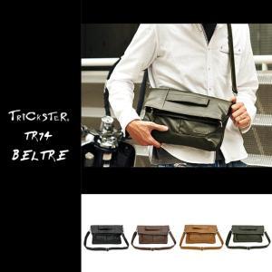TRICKSTER トリックスター ショルダーバッグ tr74 BELTRE ベルトレ  Brave Collection ブレイブコレクション|gb-int