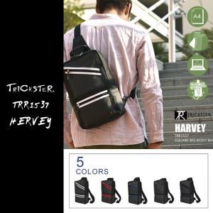 TRICKSTER トリックスター ボディバッグ trr1537 HARVEY ハーヴィー  Brave Collection ブレイブコレクション|gb-int