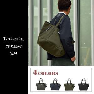 TRICKSTER トリックスター トートバッグ trr1605 BENTLEY ベントレー  Brave Collection ブレイブコレクション|gb-int