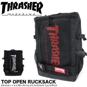 THRASHER スラッシャー リュック デイパック バックパック トップオープン リュック THRSG7903N|gb-int