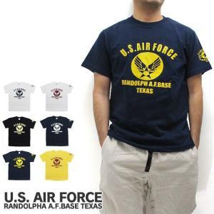 U.S. AIR FORCE ユーエスエアフォース  半袖 Tシャツ (メール便対応)|gb-int