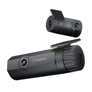 ユピテル YUPITERU 前後2カメラ搭載ドライブレコーダー 200万画素 GPS DRY-TW9100d gbft-online