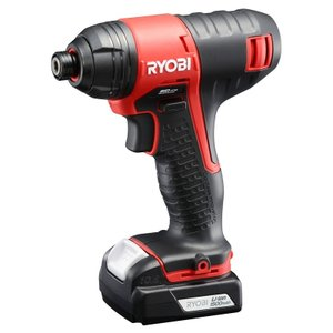 リョービ RYOBI 充電式インパクトドライバー 10.8V 655500A BID-1110L1|gbft-online