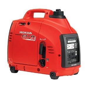 ホンダ HONDA 防音型インバーター発電機 900VA 交流 直流 EU9i entry EU9I...