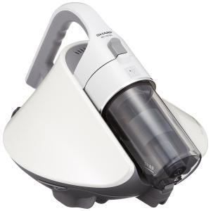 シャープ SHARP サイクロン ふとん掃除機 Cornet ホワイト EC-HX150-W