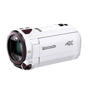 パナソニック Panasonic 4K ビデオカメラ VX990M 64GB あとから補正 ホワイト...