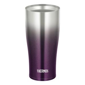 サーモス THERMOS 真空断熱タンブラー 420ml スパークリングシャドウ JDE-420C SP-S|gbft-online