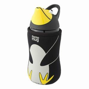 サーモマグ THERMO MUG ステンレスボトル 380ml Animal Bottle アニマル...