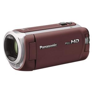 パナソニック Panasonic ビデオカメラ デジタルハイビジョン 64G ブラウン HC-WZ590M-T gbft-online