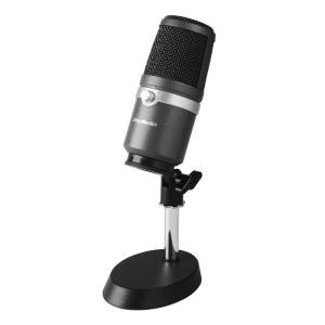 AVerMedia USBマイクロホン ゲーム実況/ライブ動画配信 高音質の配信/録音に向いているコンデンサーマイクロホン AM310|gbft-online