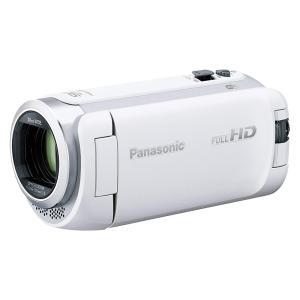 パナソニック Panasonic ビデオカメラ デジタルハイビジョン 64G ホワイト HC-WZ590M-W gbft-online