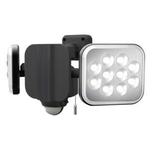 ムサシ ライテックス 12W×2灯 フリーアーム式 LEDセンサーライト LED-AC2024|gbft-online